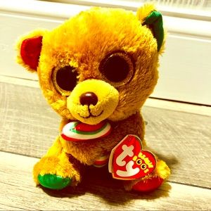 Ty Beanie Boo Collection: Bella 12/5